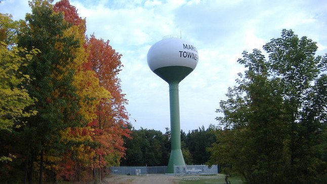 Marion Township Water Tower